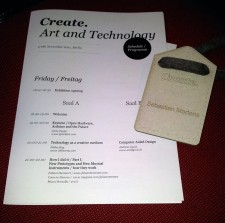 Create. Art and Technology.