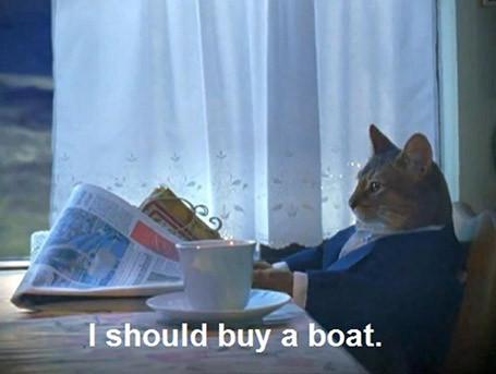 rich-cat-should-buy-a-boat